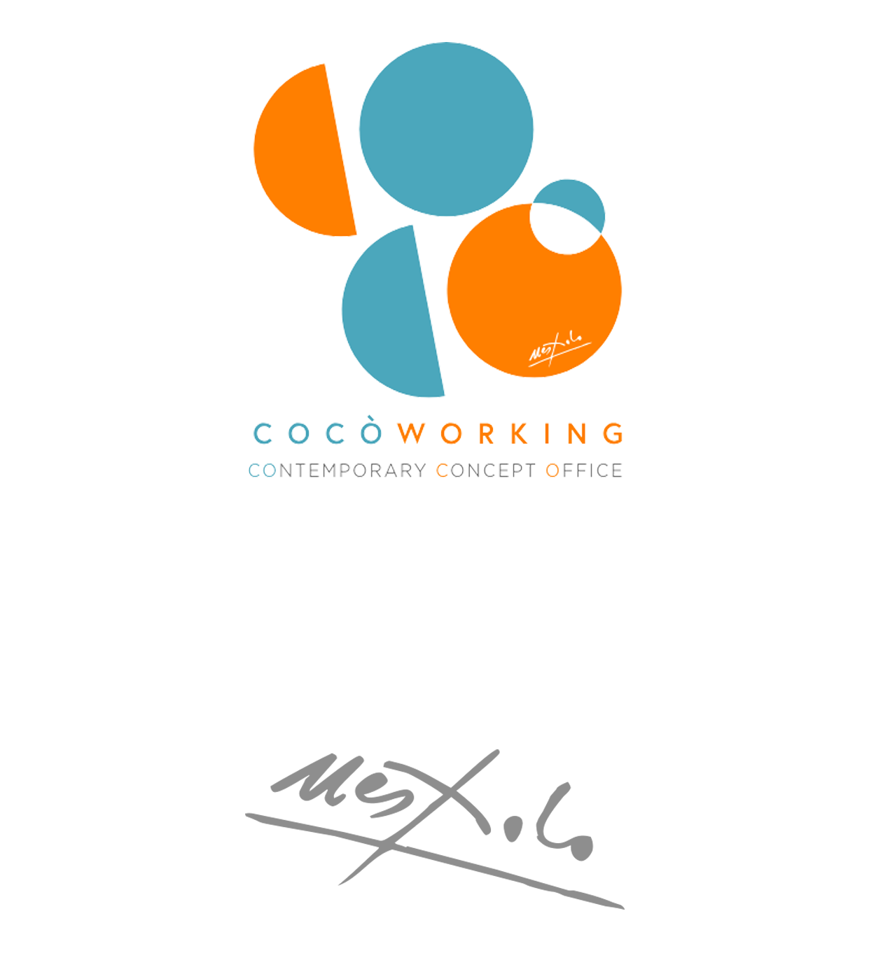 Logo coco working